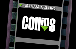 Collins logo designed by Graham Collins