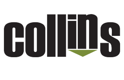 Collins logo created by Graham Collins