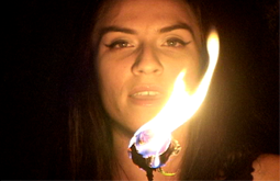 a music video shot and edited by Graham Collins for the song Eden written and performed by BronweN
